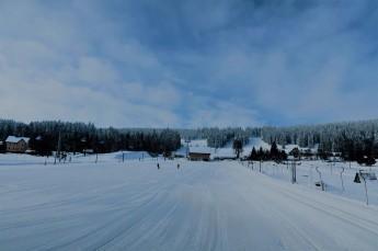 Duszniki-Zdrój Atrakcja Stacja narciarska Diament
