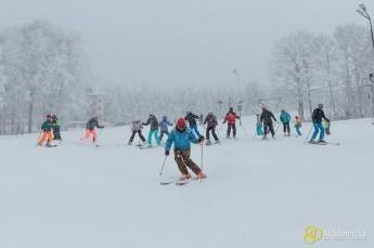 Duszniki-Zdrój Atrakcja Szkoła narciarska Akademicka Szkoła Narciarska