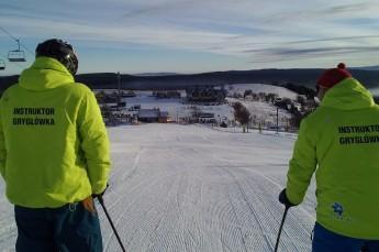 Duszniki-Zdrój Atrakcja Szkoła narciarska Gryglówka