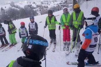 Duszniki-Zdrój Atrakcja Szkoła narciarska Lider Ski